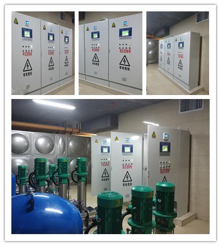 高层二次供水设备该如何保养?斯科供水设备来告诉您