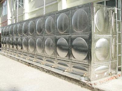 斯科组合式不锈钢水箱