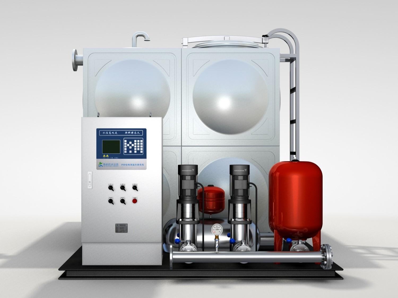 SKAX V系列 箱式无负压供水设备