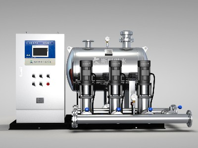 SKA VI系列 智慧型无负压供水设备
