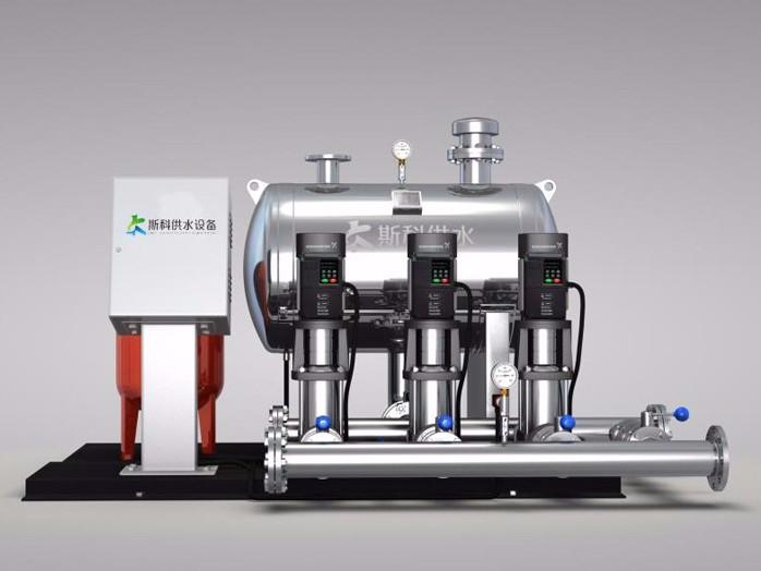 SKCA全数字无负压变频供水设备