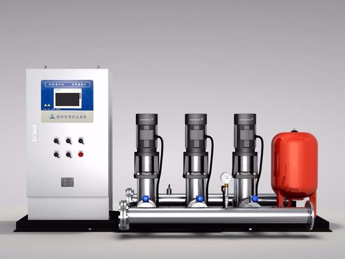 SKB VI系列 智能恒压变频供水设备