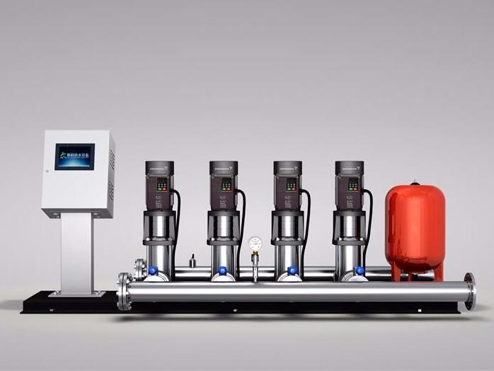 SKCB全数字变频供水设备