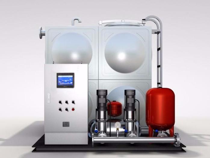SKAX VI系列 箱式无负压供水设备