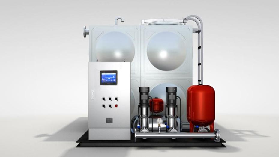 SKAX箱式无负压供水设备