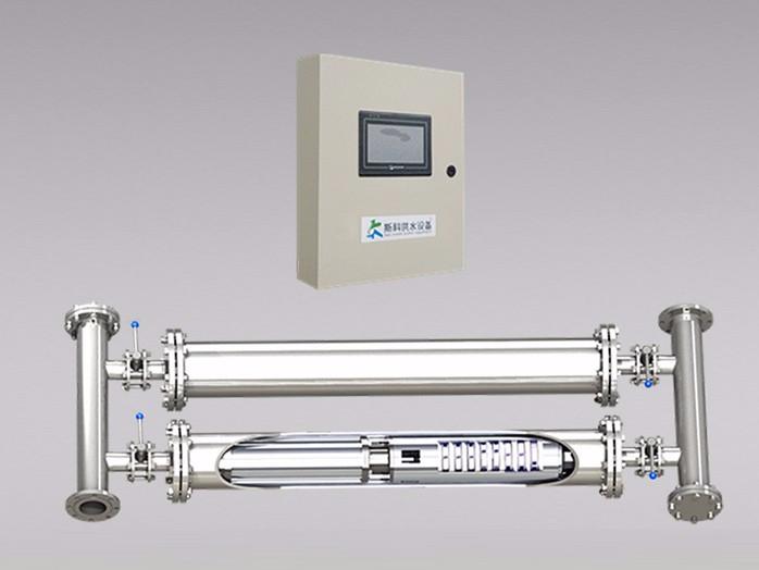 SKG静音式变频管中泵