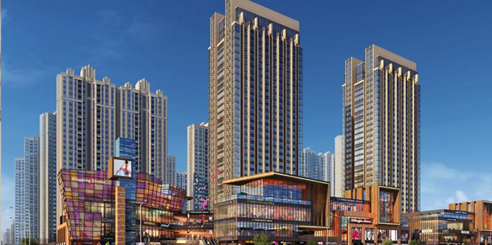 湖南省永州愿景国际广场